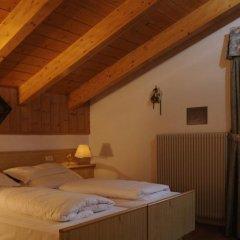 Alpine Touring Hotel Долина Валь-ди-Фасса сейф в номере