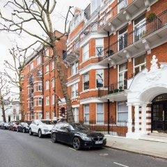 Отель Iverna Gardens by Lime Street Лондон