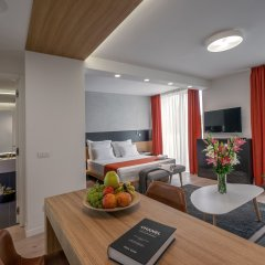 Отель Adella Boutique София комната для гостей фото 2