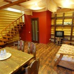 Гостиница Загородный комплекс Ю-Питер комната для гостей фото 2