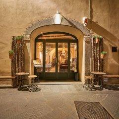Отель Residenza d Epoca la Basilica Италия, Флоренция - отзывы, цены и фото номеров - забронировать отель Residenza d Epoca la Basilica онлайн интерьер отеля фото 2