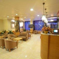 Inter Hotel интерьер отеля фото 2
