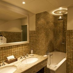 Отель Prinsenhof Бельгия, Брюгге - отзывы, цены и фото номеров - забронировать отель Prinsenhof онлайн ванная