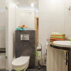 Отель LeoApart ванная фото 2