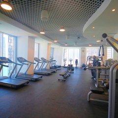 Отель Kennedy Towers - Cayan Tower 2 Bed фитнесс-зал