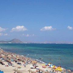 Отель BQ Can Picafort пляж фото 2