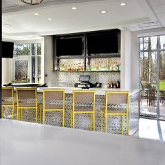 Отель Holiday Inn Raleigh Durham Airport гостиничный бар