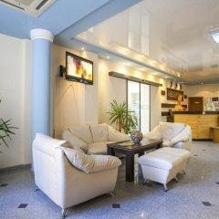 Отель Melsa COOP Hotel Болгария, Несебр - отзывы, цены и фото номеров - забронировать отель Melsa COOP Hotel онлайн интерьер отеля