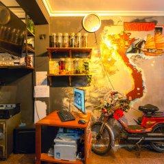 Отель OYO 739 Bubba Bed Hostel Вьетнам, Ханой - отзывы, цены и фото номеров - забронировать отель OYO 739 Bubba Bed Hostel онлайн интерьер отеля