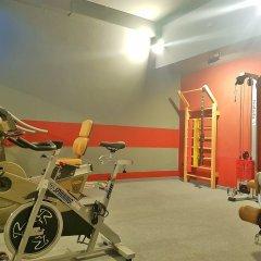 Отель Plus Welcome Milano фитнесс-зал