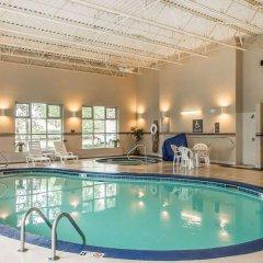 Отель Comfort Inn North/Polaris бассейн