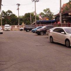 Отель Buddy Mansion Бангкок парковка