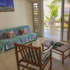 Отель TAHITI - Poeheivai Beach Французская Полинезия, Папеэте - отзывы, цены и фото номеров - забронировать отель TAHITI - Poeheivai Beach онлайн комната для гостей фото 2