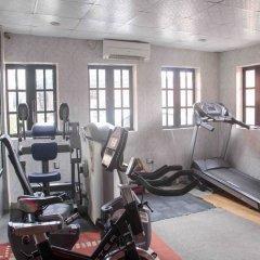 Отель ED Scob Suites Limited фитнесс-зал фото 2