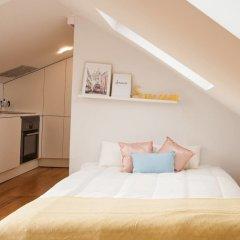 Апартаменты Cosy Studio in Lapa District Лиссабон комната для гостей фото 2