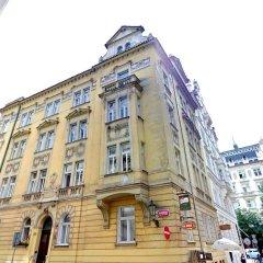 Отель Summer Party Flat Прага вид на фасад