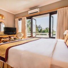 Отель Huong Giang Hotel Resort and Spa Вьетнам, Хюэ - 1 отзыв об отеле, цены и фото номеров - забронировать отель Huong Giang Hotel Resort and Spa онлайн комната для гостей фото 4