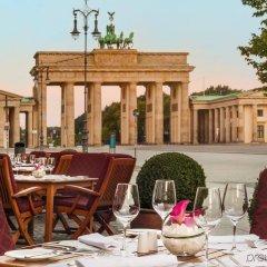 Отель Adlon Kempinski Берлин питание