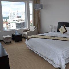 Sai Gon Ban Me Hotel комната для гостей фото 5