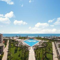 Отель Dilek Kaya Otel Ургуп пляж