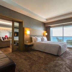 Boyalik Beach Hotel & Spa Чешме комната для гостей фото 3