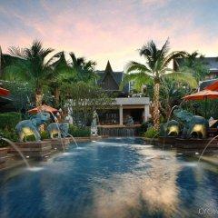 Отель Amari Vogue Krabi Таиланд, Краби - отзывы, цены и фото номеров - забронировать отель Amari Vogue Krabi онлайн бассейн фото 2