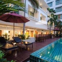 Отель Centre Point Saladaeng Бангкок бассейн