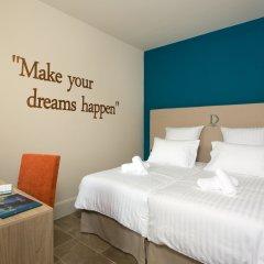 Отель Ddream Hotel Мальта, Сан Джулианс - отзывы, цены и фото номеров - забронировать отель Ddream Hotel онлайн комната для гостей фото 3