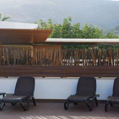 Отель SantaMarta балкон