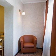 Мастер-Отель Домодедово Стандартный номер с различными типами кроватей фото 24