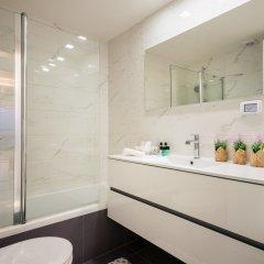 Magical View - Central City Израиль, Иерусалим - отзывы, цены и фото номеров - забронировать отель Magical View - Central City онлайн ванная