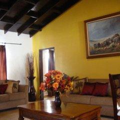 Hotel Hacienda Santa Veronica комната для гостей фото 2