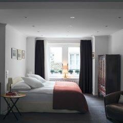 Отель City Living Studio by Storchen Zürich Швейцария, Цюрих - отзывы, цены и фото номеров - забронировать отель City Living Studio by Storchen Zürich онлайн комната для гостей фото 2