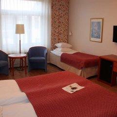 Отель Lorensberg Швеция, Гётеборг - отзывы, цены и фото номеров - забронировать отель Lorensberg онлайн комната для гостей фото 5