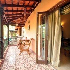 Отель Casa Severina Индия, Гоа - отзывы, цены и фото номеров - забронировать отель Casa Severina онлайн балкон