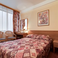 Гостиница Лыбидь комната для гостей фото 5