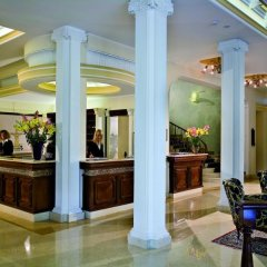 Отель Palace Meggiorato Абано-Терме интерьер отеля фото 2