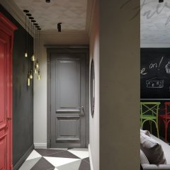 Central Hostel Харьков интерьер отеля