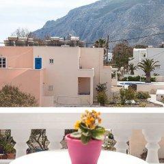 Отель Avraki Hotel Греция, Остров Санторини - отзывы, цены и фото номеров - забронировать отель Avraki Hotel онлайн балкон