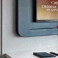 Отель Crowne Plaza JFK Airport США, Нью-Йорк - отзывы, цены и фото номеров - забронировать отель Crowne Plaza JFK Airport онлайн с домашними животными