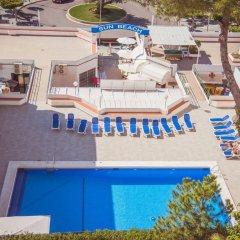 Отель Apartamentos Sun Beach пляж