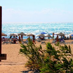 Patara Sun Club Турция, Патара - отзывы, цены и фото номеров - забронировать отель Patara Sun Club онлайн пляж