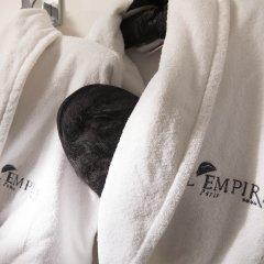 Отель LEMPIRE Париж ванная