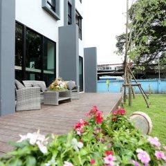 Bangkok Oasis Hotel фото 17