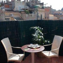 Отель AinB Picasso - Corders Испания, Барселона - отзывы, цены и фото номеров - забронировать отель AinB Picasso - Corders онлайн балкон