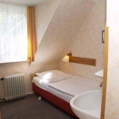 Отель Berg Германия, Кёльн - 12 отзывов об отеле, цены и фото номеров - забронировать отель Berg онлайн ванная