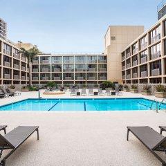 Отель Hilton San Francisco Union Square бассейн фото 3