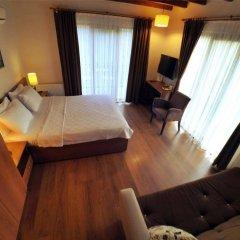Cevizdibi Otel Турция, Дербент - отзывы, цены и фото номеров - забронировать отель Cevizdibi Otel онлайн комната для гостей фото 2