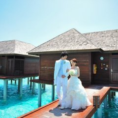 Отель Olhuveli Beach And Spa Resort