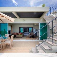 Отель Serenity Resort & Residences Phuket 4* Люкс с различными типами кроватей фото 4